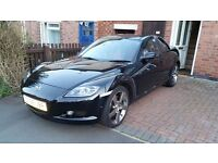 Low Miles clean Mazda RX8