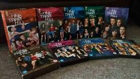 One tree hill collection 1-9