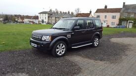 £33.500 landrover discovery hse leather fridge towbar