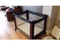Mamas and pappastravel cot