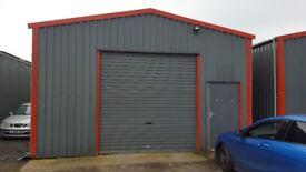 small starter industrial units to rent.