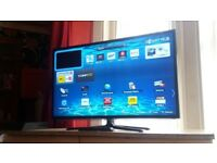 "Samsung 40"" Full HD LED 3D SMART TV, Freeview HD"