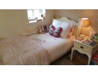 Aspace Belvoir Bed, Trundle & Mattress, Belvoir Blanket Box