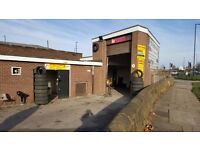 Tyre Business For Sale - Garage For Sale
