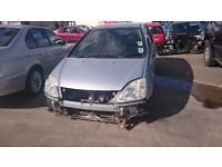 2003 HONDA CIVIC, 1.4 PETROL, BREAKING FOR PARTS ONLY, POSTAGE AVAILABLE NATIONWIDE