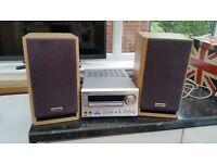 Onkyo sound system