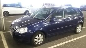 VW POLO 1.4 S , EXCELLENT CONDITION, VERY LOW MILEAGE