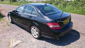 CHEAPEST C250 cdi sport available! Manual Mercedes Blueefficiency W204 C250 CDI Sport, leather,