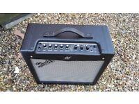 Fender Mustang II amplifier amp practice