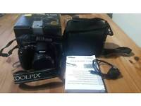 Nikon Coolpix L340 digital bridge camera