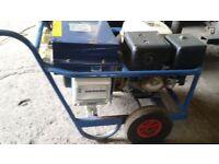 Markon 110v diesel generator/plastic pipe welder