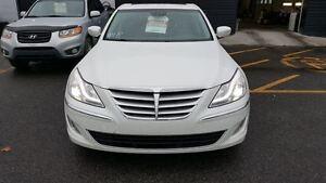 2013 Hyundai Genesis MAGS 18P TOIT CUIR NAVI