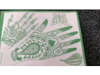Henna/mehandi designs book2 (Body Art)