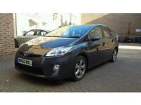 TOYOTA PRIUS HYBRID (60 REG) 1 OWNER FROM BRAND NEW #PCO UBER #