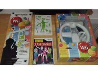 Wii machine ×board&games