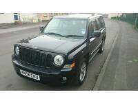 Jeep patriot 4x4 2.0 CRD 35,000 miles only, full leather