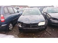 2002 VOLKSWAGEN BORA, 1.9 STDI, BREAKING FOR PARTS ONLY, POSTAGE AVAILABLE NATIONWIDE