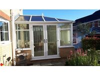 Excellent condition conservatory for sale