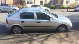 Vauxhall Astra 1.7 CDTI Club Silver 5 door Diesel