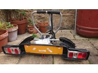 Witter ZX202 Tow Bar Cycle Carrier