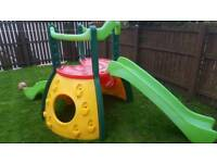 Little tykes play frame