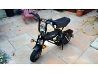 De Blasi folding motorbike