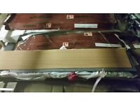 EleEase flooring. Approx 4.5 full packs of eleEase warm beech flooring bought from millars