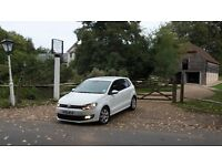 Volkswagen Polo 1.4 Manual 2011 White
