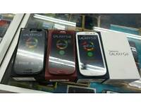 Samsung Galaxy s3 box pack