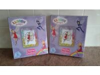 Rainbow magic, paint by numbers sets. 3d fairy editions. New unopened