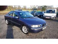 S 60 VOLVO AUTO 2000 cc TURBO PETROL 2004 Sorry now sold sold