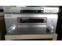 Pioneer VSX AX5iS THX Certified 7.1 AV Reciever & matching DVD/CD Player