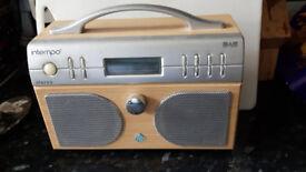 DAB intempo radio