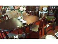 table 4 chairs tcl12288