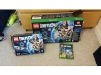 xbox one lego dimensions starter set