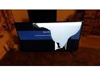 48 inch Samsung smart tv spares or repair
