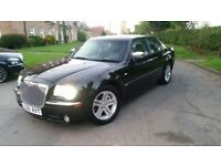 CHRYSLER 300C 3.0DIESEL AUTOMATIC 200K FSH, LOOKS& DRIVES MINT PX WELCOME