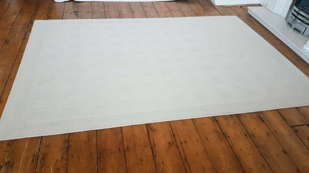 Ikea Havbro Cream Large Wool Rug In Aigburth Merseyside Gumtree
