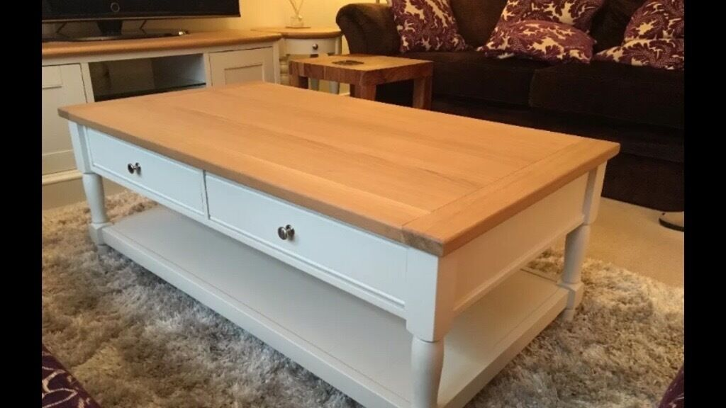 Next Shaftesbury Painted Coffee Table