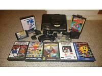 SEGA Megadrive Console & 13 Games