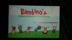 Bambinos Children's/ Kids Disco Party