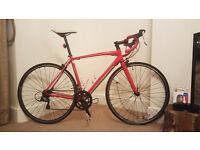 Specialized Allez Road Bike - Red