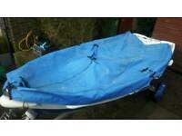 Boat cover 11ft mirror sailing dinghy