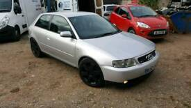 2002 52 Audi A3 1.8 20vt Quattro Very Nice Example