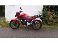Honda CB125F 125cc