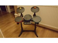 Wii Guitar Hero drum kit for Sale