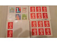 19 First Class Stamps