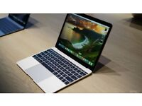 APPLE MACBOOK RETINA 12INCHES 1.2GHZ-8GBRAM-512SSD-2015 MODEL-ALL BOXD PLEASE CALL 07707119599