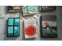 Books for sale good condition