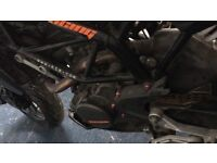 **KTM DUKE 125 FOR SALE**